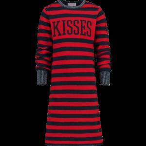 VINGINO Vingino meisjes jurk classic red paim