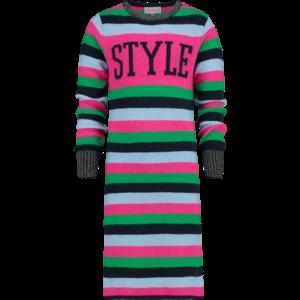 VINGINO Vingino meisjes jurk pink fusion paim