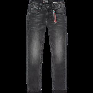 VINGINO jongens jeans broek dark grey vintage argile