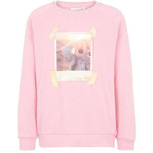 NAME IT meisjes trui prism pink