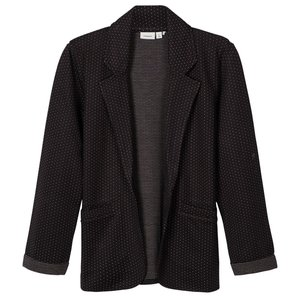 NAME IT meisjes blazer black