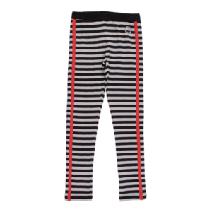 D-RAK meisjes legging stripes aop