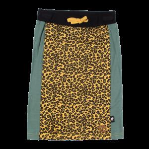 D-RAK meisjes rok leopard aop