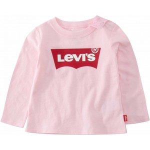 LEVI'S meisjes longsleeve pink lady