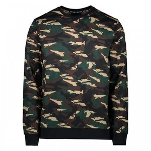 CARS JEANS jongens sweater lusto camouflage