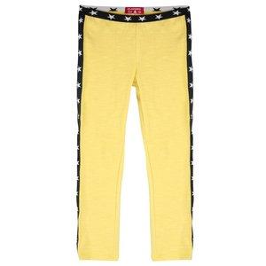 CLAESEN'S meisjes legging  yellow