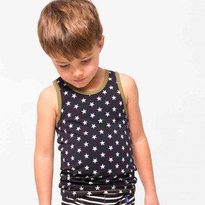 CLAESEN'S jongens hemd star stripes