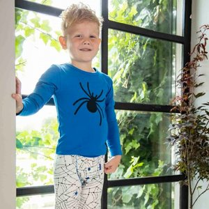 CLAESEN'S jongens pyjama spider