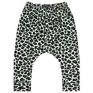 YOUR WISHES meisjes baggy broek leopard camo