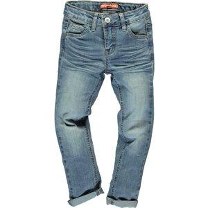 TYGO & VITO jongens slimfit jog jeans light blue