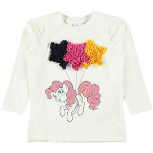 NAME IT meisjes longsleeve snow white My Little Pony