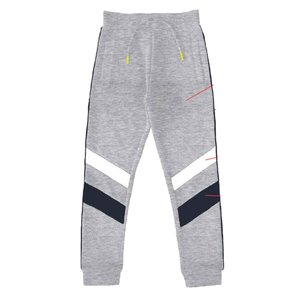 NAME IT jongens joggingbroek grey melange