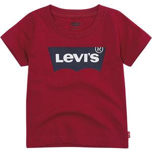 LEVI'S jongens t-shirt levi's red