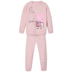 NAME IT meisjes pyjama's pink nectar peppa pig
