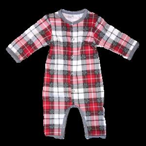 CLAESEN'S unisex pyjama checks