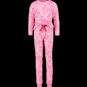 VINGINO meisjes pyjama neon pink westha