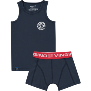VINGINO jongens ondergoed set dark blue local