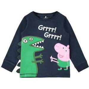 NAME IT NAME IT jongens pyjama dark sapphire peppa pig