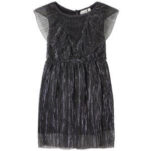 NAME IT meisjes jurk black