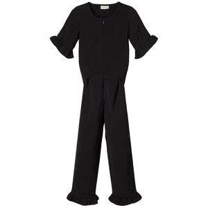 NAME IT meisjes jumpsuit black