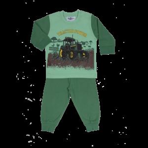 FUN2WEAR jongens pyjama tractor amazon green