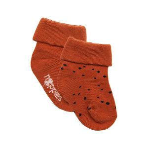 NOPPIES unisex sokken 2pck maxiem spicy ginger