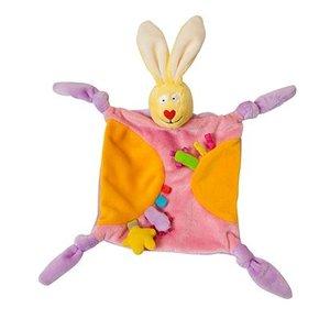 TAF TOYS Rabbit blankie assorted