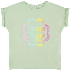 NAME IT meisjes t-shirt spray chupa chups