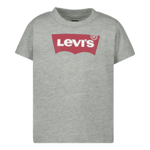 LEVI'S jongens t-shirt grey heather