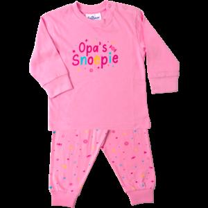 FUN2WEAR meisjes pyjama pink opa