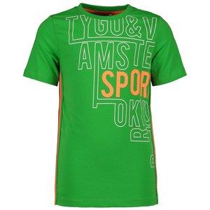 TYGO & VITO jongens t-shirt green sport