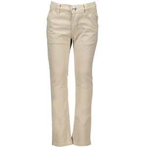 LE CHIC jongens chino broek twill barely beige