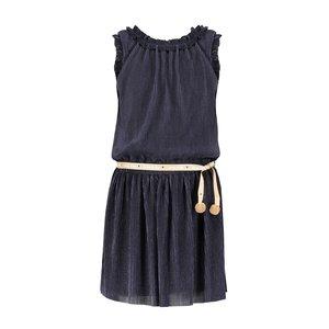 Nono meisjes jurk navy blazer moniab