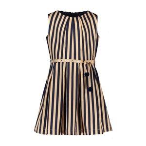 Nono meisjes jurk navy blazer maluna