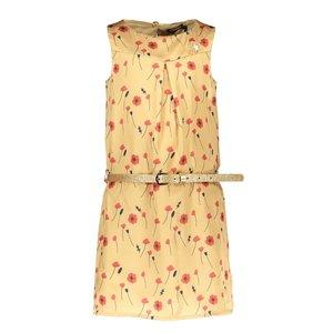 Nono meisjes jurk pebblestone mara