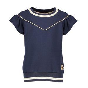 Nono meisjes t-shirt navy blazer kamba