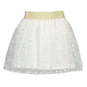 MOODSTREET MOODSTREET meisjes tule rok warm white