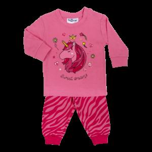 FUN2WEAR FUN2WEAR meisjes pyjama aurora pink