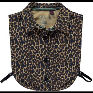 Quapi meisjes kraag leopard tannar