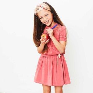 Nono meisjes jurk hibiscus minne