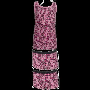 FUNDERWEAR meisjes hemd + 2 boxers begonia pink