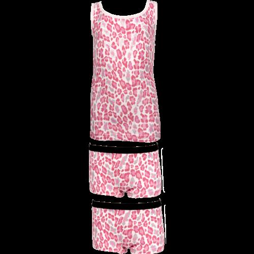 FUNDERWEAR FUNDERWEAR meisjes hemd + 2 boxers barely pink