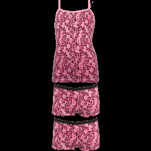 FUNDERWEAR FUNDERWEAR meisjes hemd + 2 boxers begonia pink