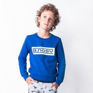 B.NOSY jongens trui cobalt blue