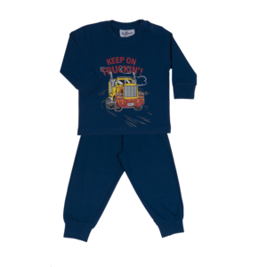 FUN2WEAR FUN2WEAR jongens pyjama twilight blue