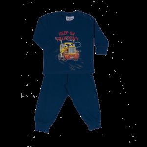 FUN2WEAR jongens pyjama twilight blue