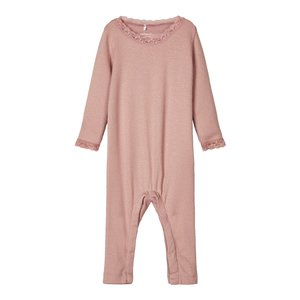 NAME IT meisjes tamira bodysuit woodrose