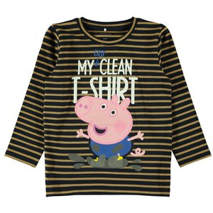 NAME IT jongens longsleeve dark sapphire peppa pig