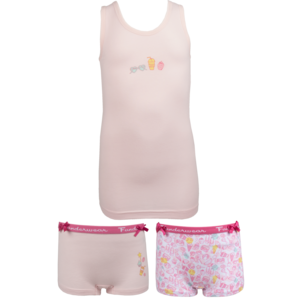 FUNDERWEAR meisjes ondergoed set pink
