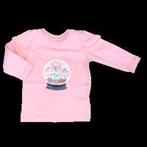 NAME IT meisjes boxpak silver pink